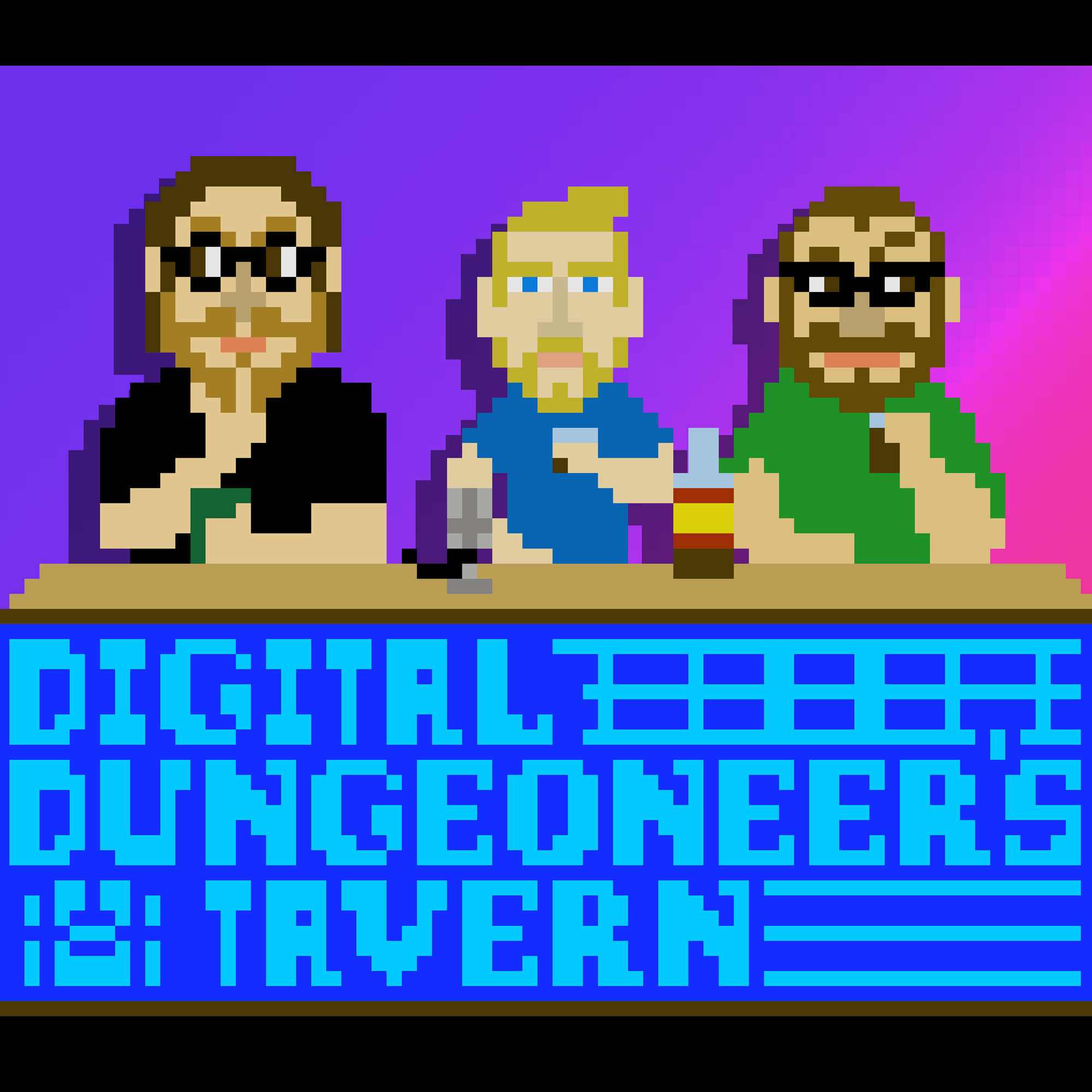 DIGITAL DUNGEONEER'S TAVERN